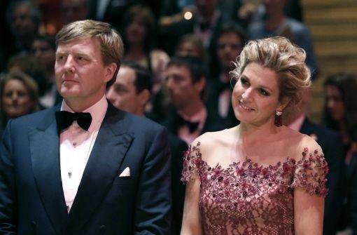 Nun folgt der Königsalltag für Willem-Alexander