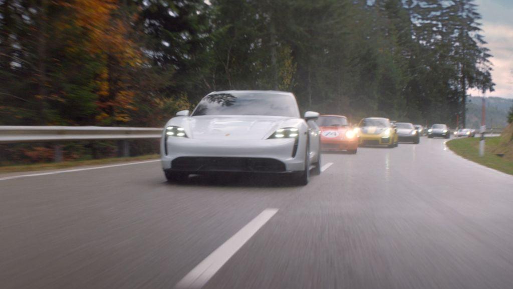 Porsche erzielt mit Super-Bowl-Video Rekordwerte