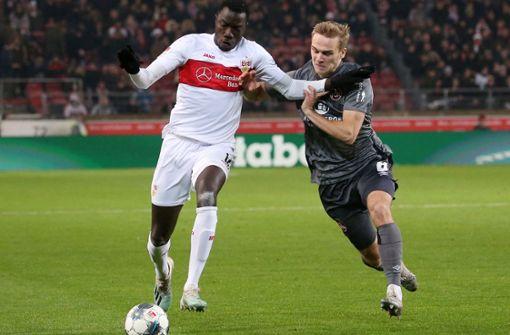 Wie viele wilde Kerle braucht der VfB Stuttgart?