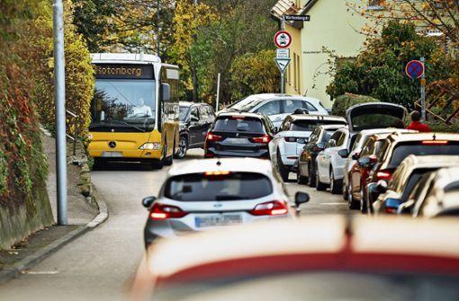 Neuer Höchststand an Autos in Stuttgart