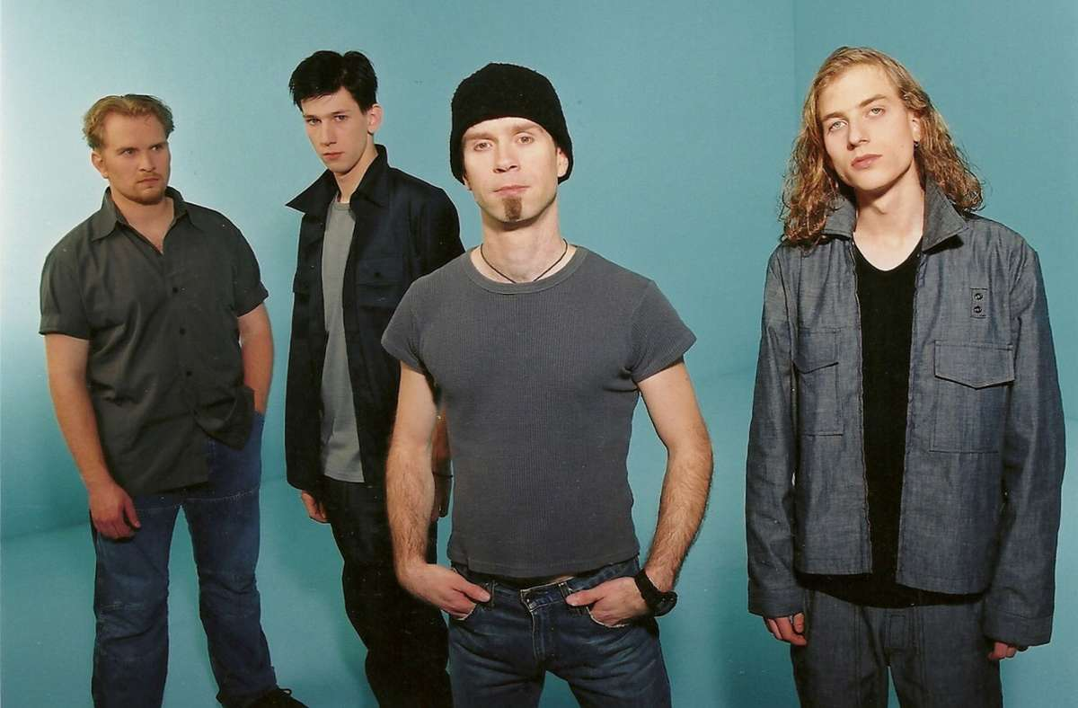 Junge Musiker auf dem Weg in die Charts:  Gallery um das Jahr 2000 Foto: Promo