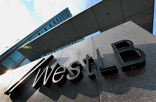 Die WestLB wird abgewickelt