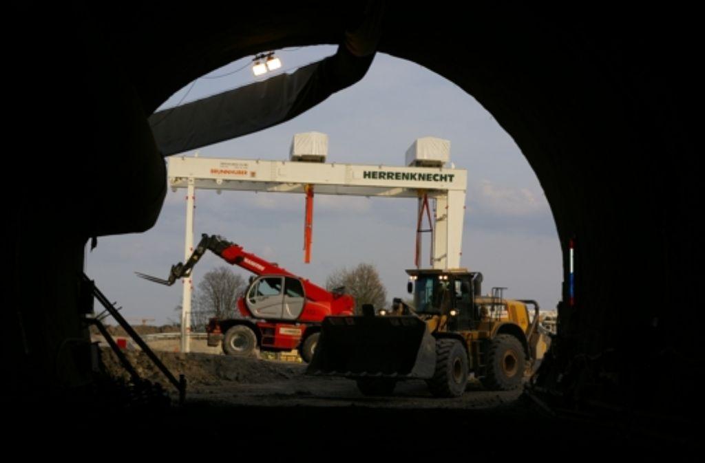 Die Auswirkungen von Stuttgart 21 auf die Filder sollen ein Thema des neuen Arbeitskreises sein. Foto: Archiv Alexandra Kratz