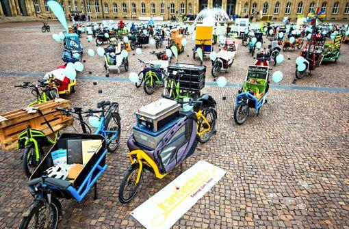 Neuer Zuschuss für Lastenräder mit E-Motor
