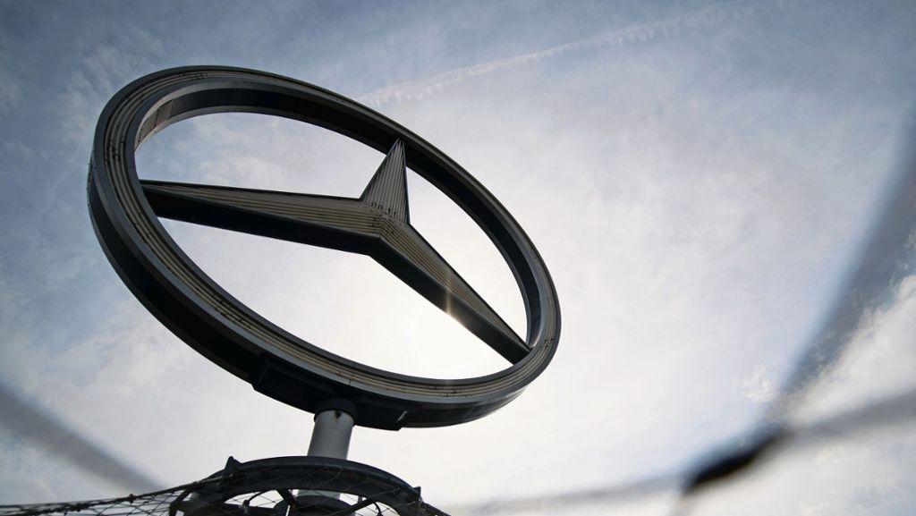 Stuttgarter Autobauer mit Milliardenverlust