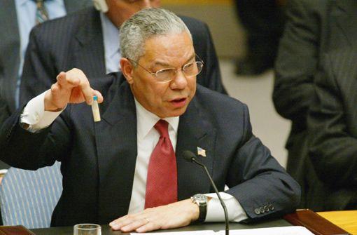 Colin Powell – Karrieresoldat mit dunklen Seiten