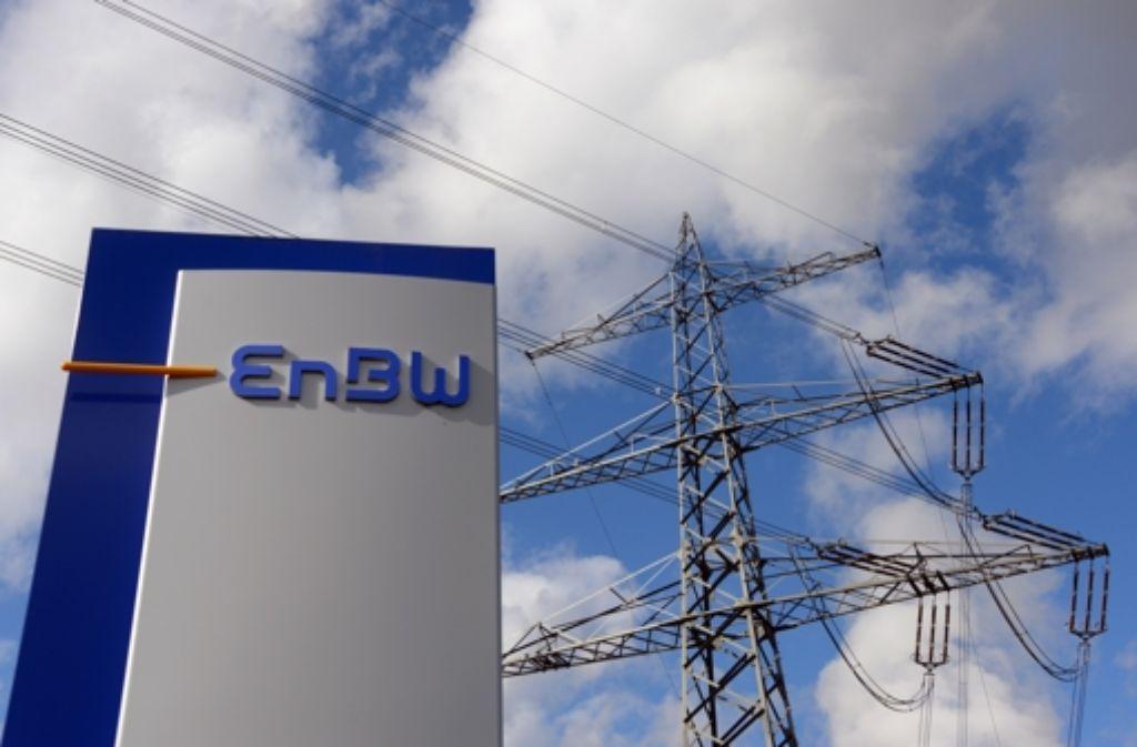 Wegen niedriger Börsenstrompreise ist die EnBW zu Millionen-Abschreibungen gezwungen. Foto: dpa