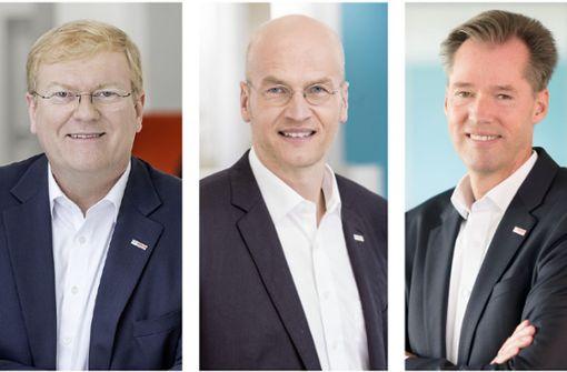 Drei Kandidaten für den Stuhl von Bosch-Chef Denner