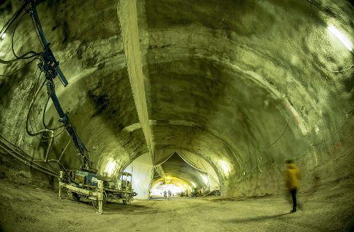 Die Bahn hat beim Bau von Stuttgart 21 ein Etappenziel erreicht. Foto: Lichtgut/Leif Piechowski