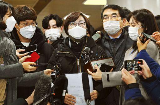 Japans Vergangenheit wirft Schatten