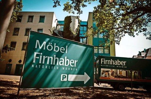 Möbel Firnhaber schließt  im Sommer 2016