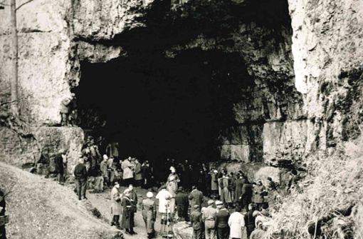 Eine geschundene Höhle