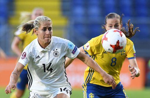 DFB-Frauen starten mit 0:0 gegen Schweden