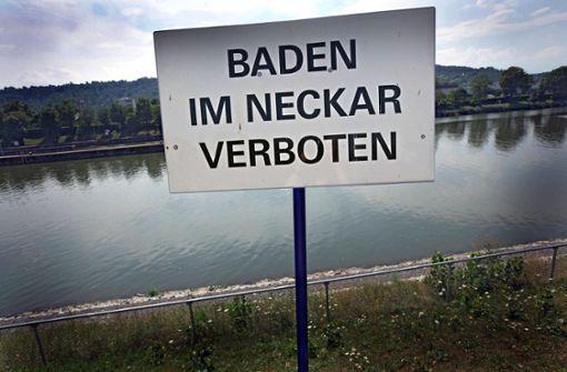 Warum das Baden im Neckar äußerst gefährlich ist