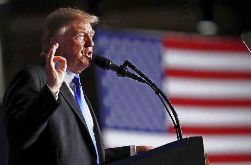 Trumps  Rückzug vom Afghanistan-Abzug