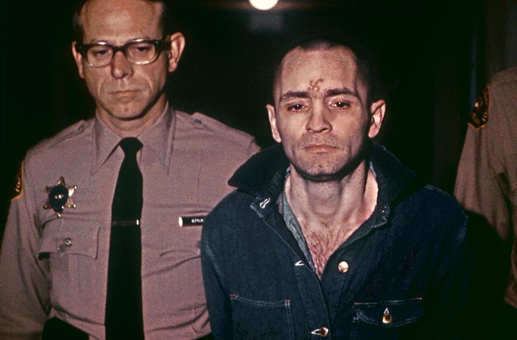 Charles  Manson hatte im Frühjahr 1967 eine siebenjährige Haftstrafe verbüßt und wurde auf Bewährung entlassen. Foto: UPI