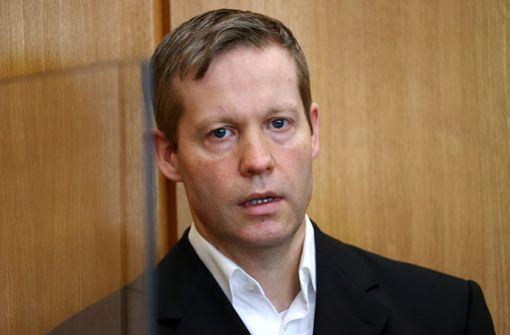 Stephan Ernst gesteht vor Gericht tödlichen Schuss