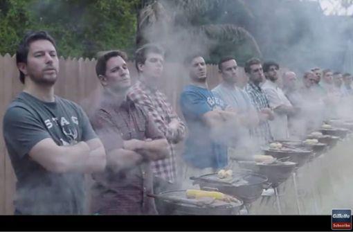 Gillette polarisiert mit Spot gegen toxische Männlichkeit