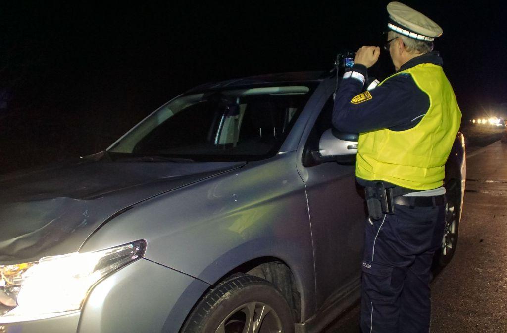 Ein 75-Jähriger wurde vom Auto erfasst. Foto: SDMG