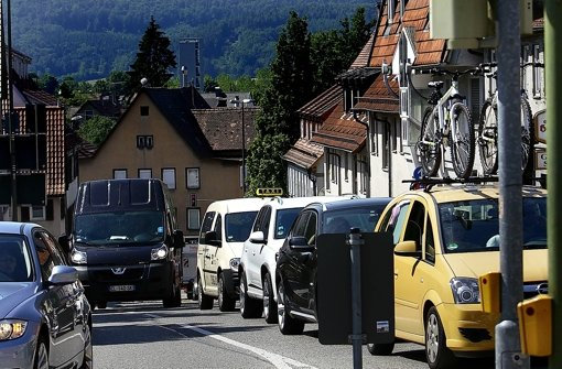 Grabenstraße: Zweiter Versuch