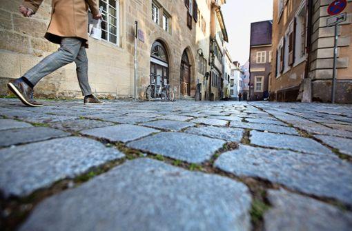 Teile der Altstadt sollen  barrierefrei werden