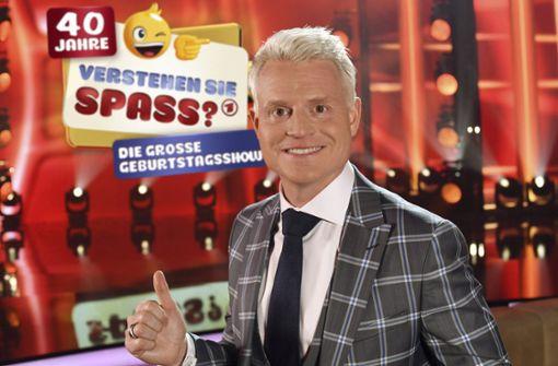 Deutschlands älteste Samstagabendshow wird 40
