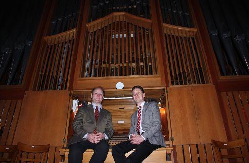 Musik für die Orgelsanierung