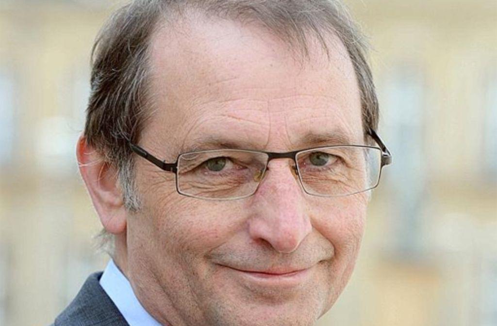 Der Grünen-Politiker Willi Halder wurde zum Vorsitzenden der Enquete-Kommission gewählt. Foto: dpa