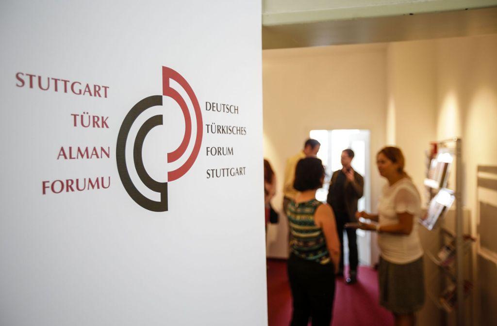 Seit zwei Jahrzehnten ein Faktor in der Stuttgarter Kultur: das Deutsch-Türkische Forum Foto: /Leif Piechowski
