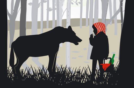 Wo ist der Wolf?