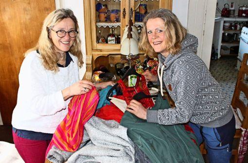 Kostenlos Klamotten wechseln gegen die Verschwendung