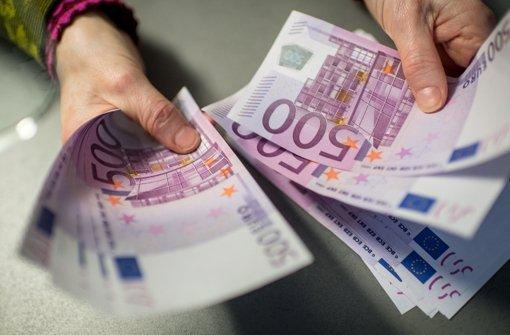 Bargeld-Obergrenze stößt auf Kritik