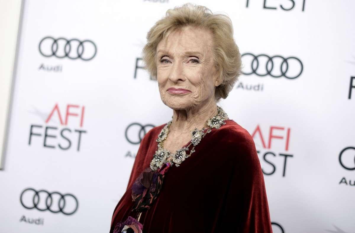 Bis ins hohe Alter stand Cloris Leachman noch vor der Kamera. Foto: dpa/Richard Shotwell