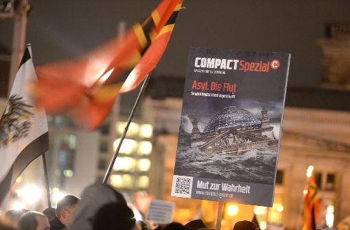 Krauthof: Kein Treffen, keine Demo