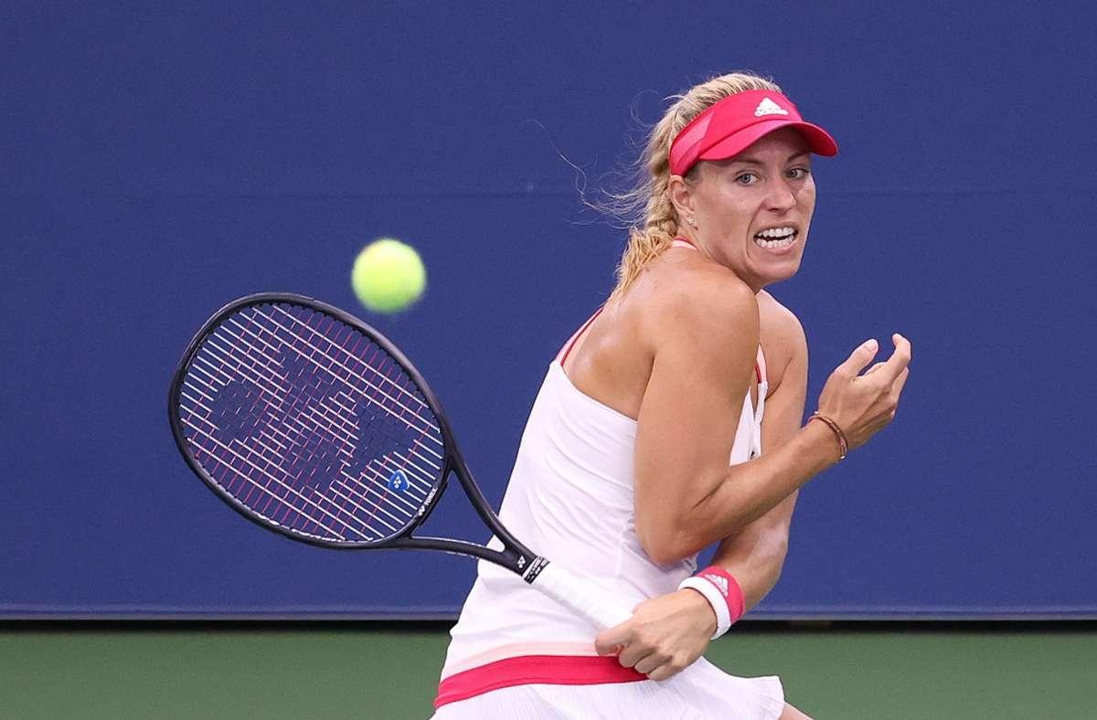 Angelique Kerber ist in der ersten Runde der French Open krachend gescheitert. (Archivbild) Foto: AFP/AL BELLO