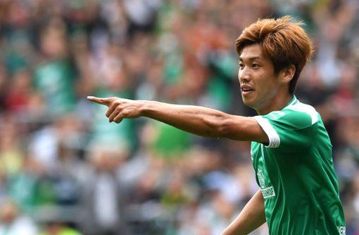 Yuya Osako fehlt gegen den VfB