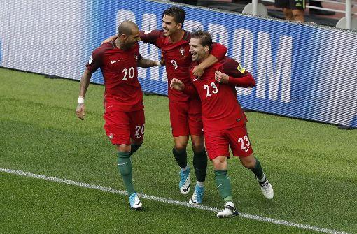 Portugal holt Platz drei gegen Mexiko
