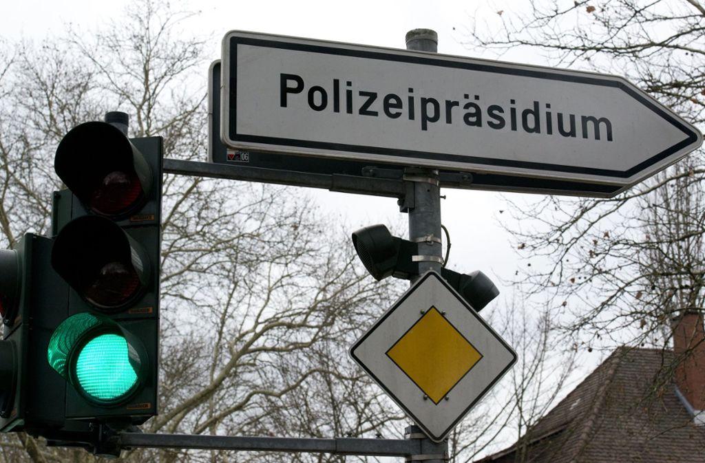 In einem Offenburger Polizeirevier klärte sich die Sache auf. Foto: dpa