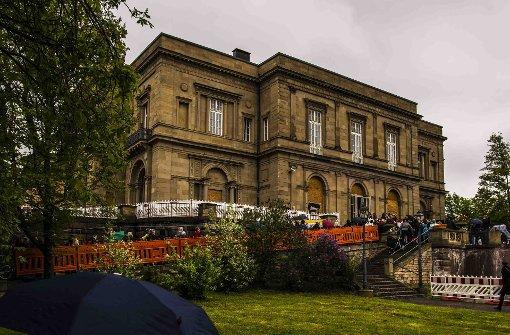 Stadt will Geld für Villa Berg