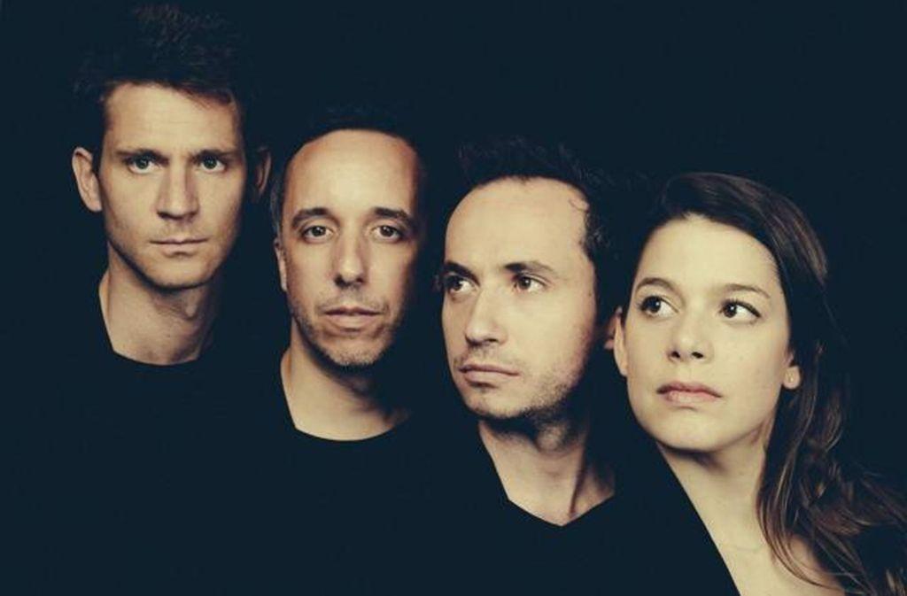 Mit einem Klang wie Ebenholz: das französische Quatuor Ébène Foto: Julien Mignot