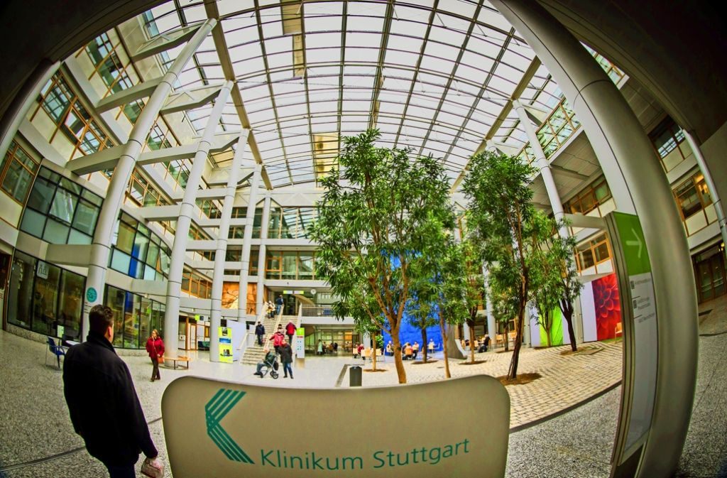 Würde das Klinikum nicht der Stadt gehören, wäre die Einrichtung längst pleite. Foto: Lichtgut/Achim Zweygarth