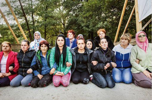 Die tapferen Frauen von Kruscica