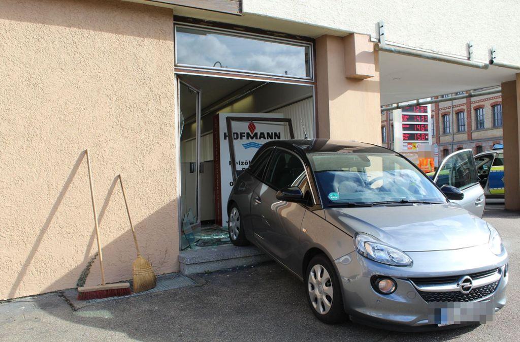 Der Unfall ereignete sich in Weissach. Foto: SDMG/Jaeger
