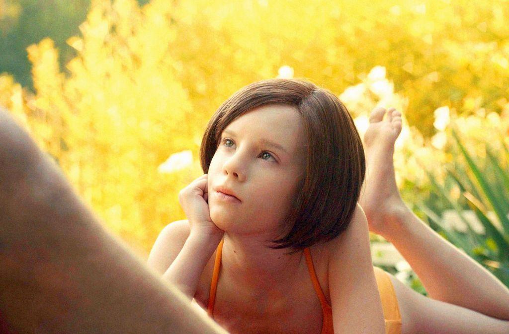 """Eine Androidin (Jana  McKinnon) steht im Zentrum von Sandra Wollners Diplomfilm """"The Trouble with being born"""",  der bei der  Berlinale läuft. Foto: Berlinale"""