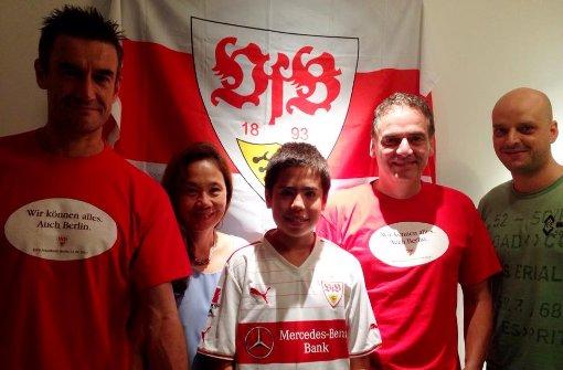 Die Treuen aus Singapur