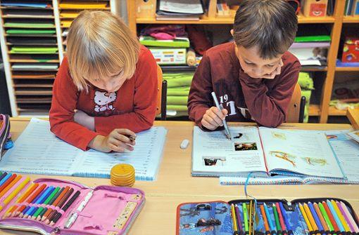 Eisenmann bleibt bei ihrer Linie  für Betreuung an Schulen