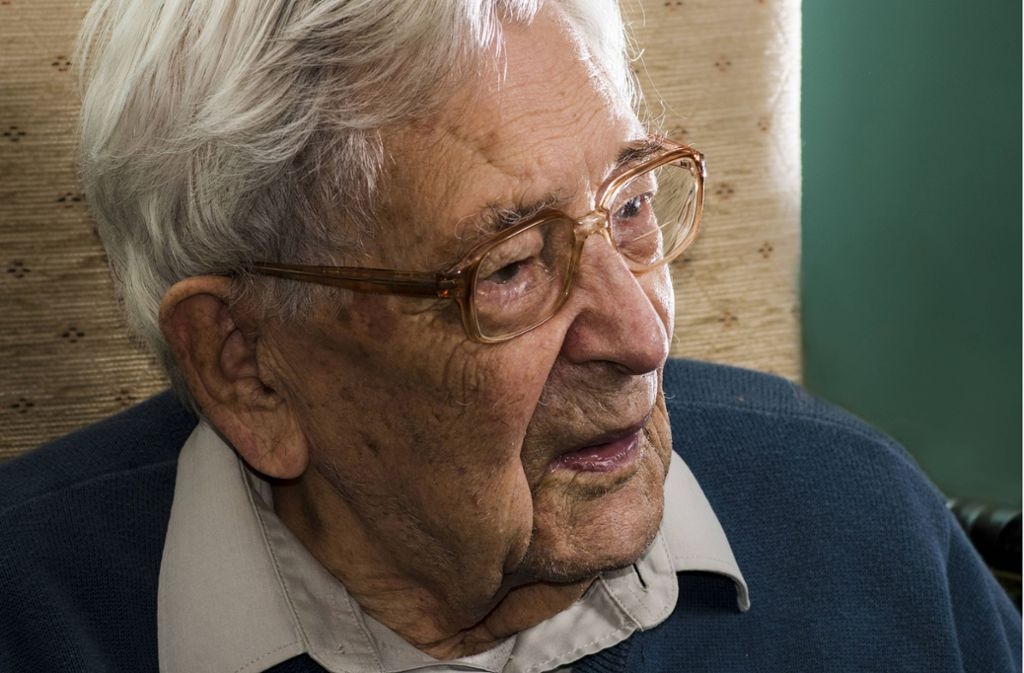 Bob Weighton wurde 112 Jahre alt. Foto: imago images/Loop Images/Ernesto Rogata
