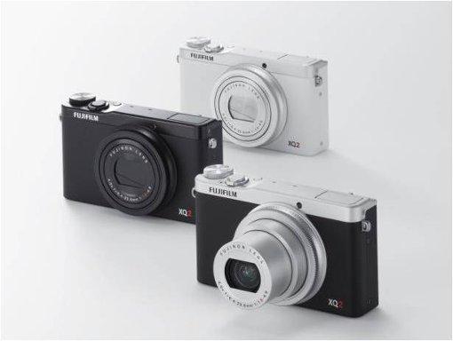 Eleganter Perfektionist – Die Premium-Kompaktkamera FUJIFILM XQ2