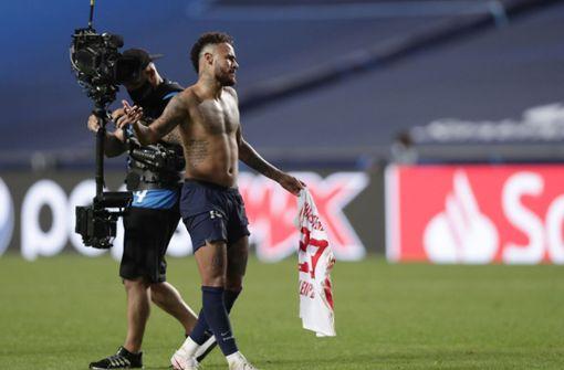 Droht Neymar eine Sperre im Champions-League-Finale?