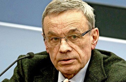 Bernhard Häußler muss kein Verfahren mehr fürchten